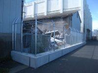 平成24年 下関市大和町 本港地区細江埠頭保安設備整備工事