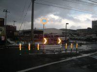 平成28年 下関市東大和町 東大和町臨港道路安全施設設置工事